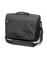 Samsonite Modern Utility Laptop Messenger Bag, Charcoal Heather, One Size - £58.27 GBP
