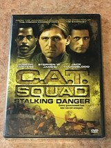 C.A.T. Squad AKA Stalking Danger (DVD, 1986) BRAND NEW / FACTORY SEALED - $14.36
