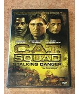 C.A.T. Squad AKA Stalking Danger (DVD, 1986) BRAND NEW / FACTORY SEALED - $14.36