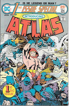 1st Issue Special Comic Book #1 Atlas DC Comics 1975 NEAR MINT - $24.11