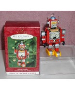 Robot Parade sculpted by Nello by Hallmark Keepsake ornament - $18.29