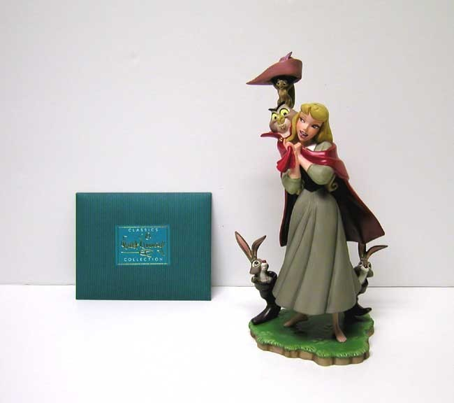 Sleeping Beauty Walt Disney Classic Collection WDCC  Limited Ed Porcelain