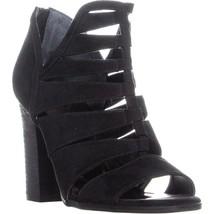 Carlos by Carlos Santana Solera Dress Sandals Black 10M Cut Out Strappy ... - $36.73