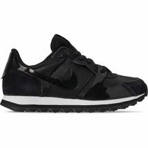 Women's Nike V-Love O.X. Casual Shoes Black/Black/White AR4269 004 - $142.48