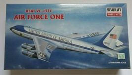 Minicraft Air Force One USAF VC-137C Model Kit Factory Sealed Box - $39.99