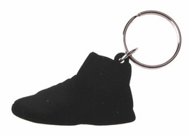 Good Wood NYC Olympic 7 Sneaker Keychain Wht/Red/Blu VII Shoe Key Ring key Fob image 2