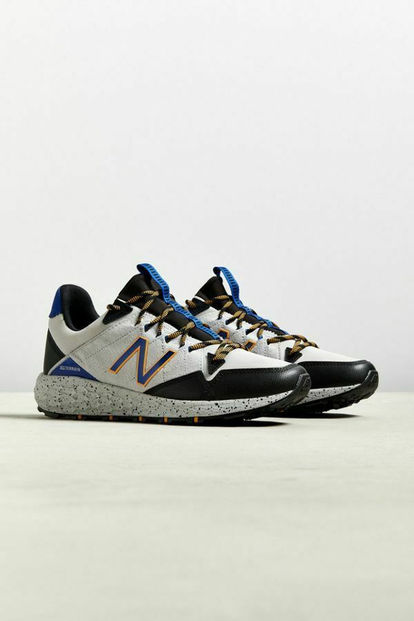 NEW IN BOX NEW BALANCE SNEAKER CRAG TRAIL SNEAKER THROWBACK sz 10 image 2