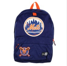 NEW ERA MLB New York Mets Blue Heritage Patch Stadium Pack Backpack - ₹2,295.30 INR