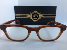 New DITA Royce DRX 2007C Havana 50 mm Eyeglasses Frame Japan - $369.54