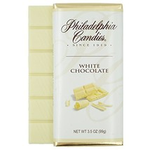 Philadelphia Candies White Chocolate Bar, 3.5-Ounce Packages (Pack of 12) - $27.67
