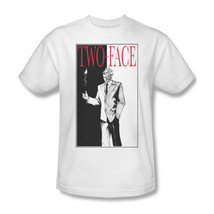 Two Face T shirt Harvey Dent DC superhero villian Joker Batman cotton tee BM1311 image 2