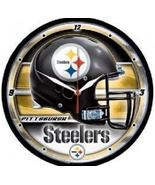 Choice of an NFLSports Round Wall Clock  - $17.99