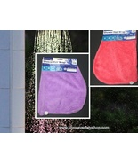 """Shower Hair Wrap Towel Variety Colors Perfect Size 25"""" x 10"""" Button Closure - $7.99"""