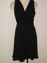 39eb7fcf903 ... Velvet Velour Jumper Dress with Accent Stitching Size Small ·  10.00 +  calc ship · CAROLE LITTLE sz 10 Black Cocktail DRESS EUC Free US Ship -   19.97