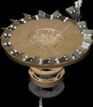 "Diamabrush 17"" Concrete Prep Tool 100 Grit CW - $594.26"