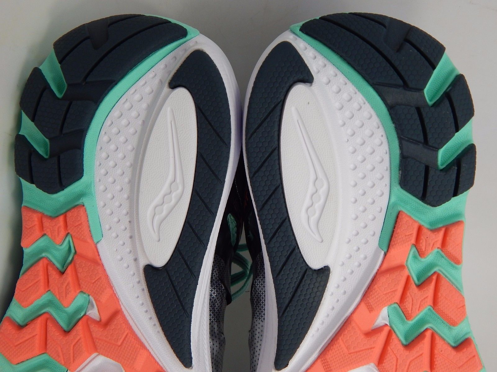 Saucony Zealot ISO 2 Women's Running Shoes Size US 8.5 M (B) EU 40 S10314-1