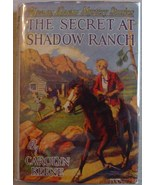 Nancy Drew mystery #5 THE SECRET AT SHADOW RANC... - $30.00