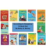 According to Humphrey Set of 1 - 12 by Betty G. Birney Humor Combined wi... - $89.99