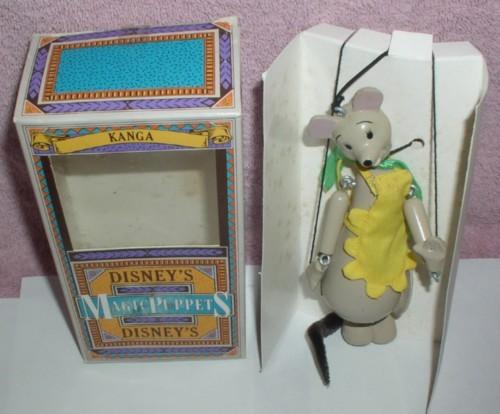 Disney Kanga from Winnie the Pooh  Magic Puppet The Walt Disney Company