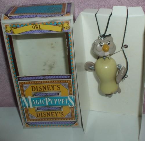 Disney Owl from Winnie the Pooh  Magic Puppet The Walt Disney Company