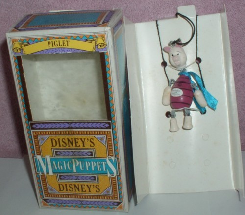 Disney Piglet  from Winnie the Pooh Magic Puppet The Walt Disney Company
