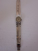 Vintage Miyota watch for repair,complete e-100 - $8.79