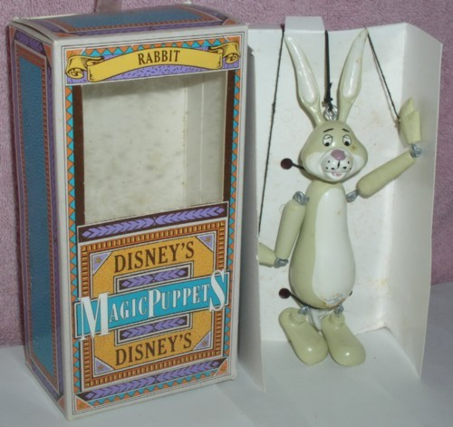 Disney Rabbit  from Winnie the Pooh  Magic Puppet The Walt Disney Company