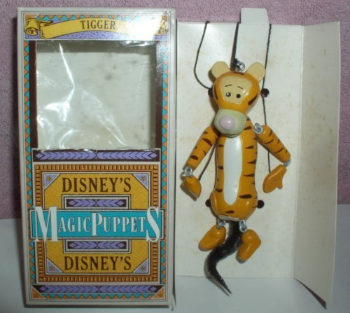 Disney Tigger  from Winnie the Pooh  Magic Puppet The Walt Disney Company