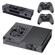 Punks not dead decal for xbox one console and 2 controllers - $15.00