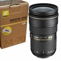 New Nikon AF-S NIKKOR 24-70mm f/2.8G ED Zoom Lens Express Shipping Retail box image 2