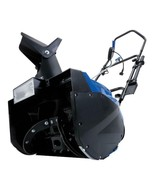 Snow Joe Electric Single Stage Snow Thrower, 18-Inch, 15 Amp Motor, Headlights - $236.60