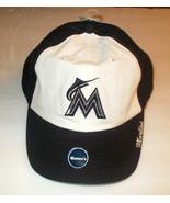 Genuine Merchandise Womens Miami Marlins MLB Baseball Cap Hat Adjustable... - $9.50