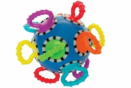 Click Clack Ball Developmental Activity Baby Toy - $13.85