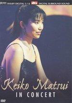 Keiko Matsui – IN CONCERT. DVD PAL - $16.99