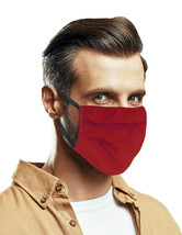 Cloth Protection Face Cover Mask Reusable Washable Breathable Cotton Made in USA image 2