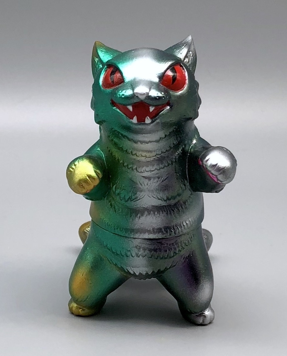 Max Toy Half-and-Half Metallic Negora Rare