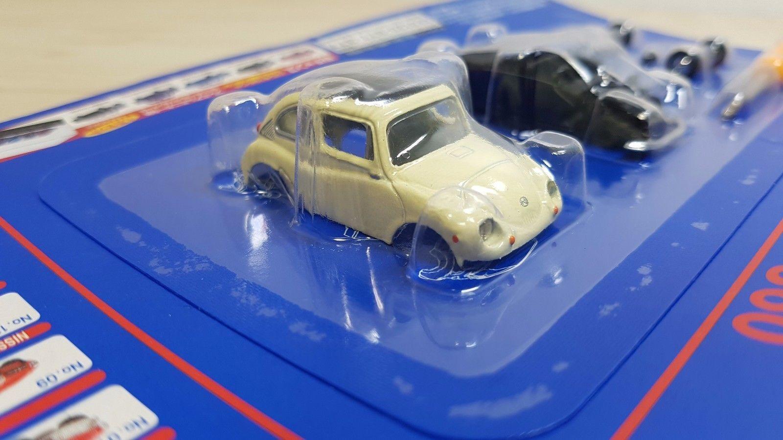 1/64 Konami Dydo SUBARU 360 IVORY diecast car model kit NEW