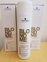 Schwarzkopf Blonde Brilliance Temporary Color Shampoo Warm Caramel 8 ozPACK OF3 - $17.99