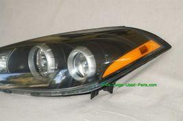 07-08 Hyundai Tiburon Headlight Head light Lamp Driver Side - LH **POLISHED**, image 4