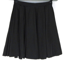 American Apparel Women's Size Medium Skirt Solid Black Pleated Tennis Mi... - $29.99