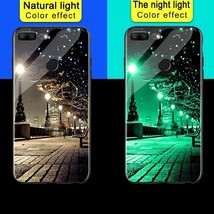 Luminous Phone Cases Cover For Huawei Honor 8 Pro 9 9i 10 lite Night Shine - $7.36+