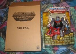 Vultak MOTUC Masters of the Universe Classics MOSC MOC He-Man Skeletor  - $30.00