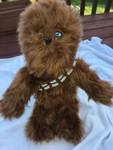 Disney Takara Tomy A.R.T.S  Star Wars Beans Chewbacca Doll Plush Toy Japan 2016 - $11.87