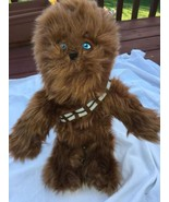 Disney Takara Tomy A.R.T.S  Star Wars Beans Chewbacca Doll Plush Toy Jap... - $11.87