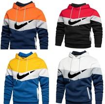 Designer Men Hoodie Fleece Cotton Sweatshirt Pullover Warm Hip Hop B image 1