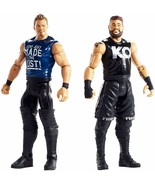 WWE Tough Talkers Total Tag Team Kevin Owens & Chris Jericho, 2-Pack  - $32.99