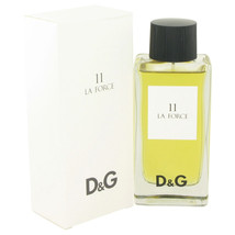 La Force 11 By Dolce and Gabbana Eau De Toilette Spray 3.3 Oz For Women - $65.61