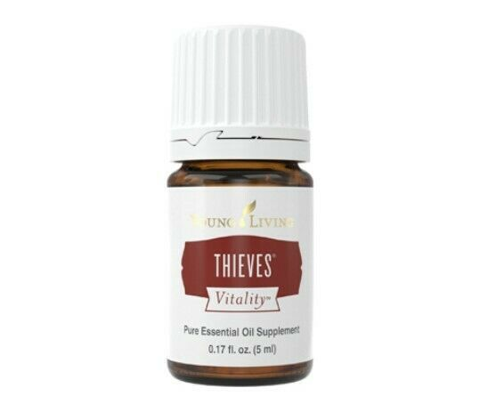 Primary image for Young Living Thieves Vitality Essential Oil 5ml - New!