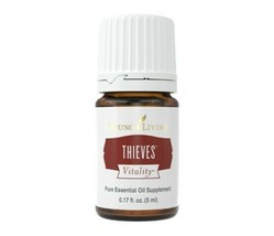Young Living Thieves Vitality Essential Oil 5ml - New! - $18.99