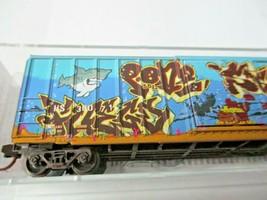 Micro-Trains # 02544146 Hartford & Slocumb Weathered 50' Rib-Side Boxcar N-Scale image 2